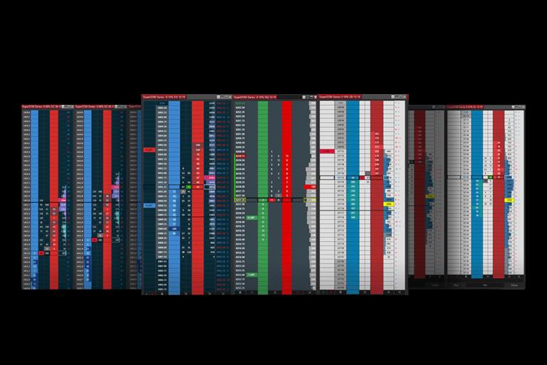 SuperDOM Series - Best DOM for NinjaTrader