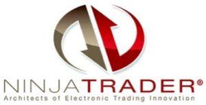 NinjaTrader - logotipo da plataforma